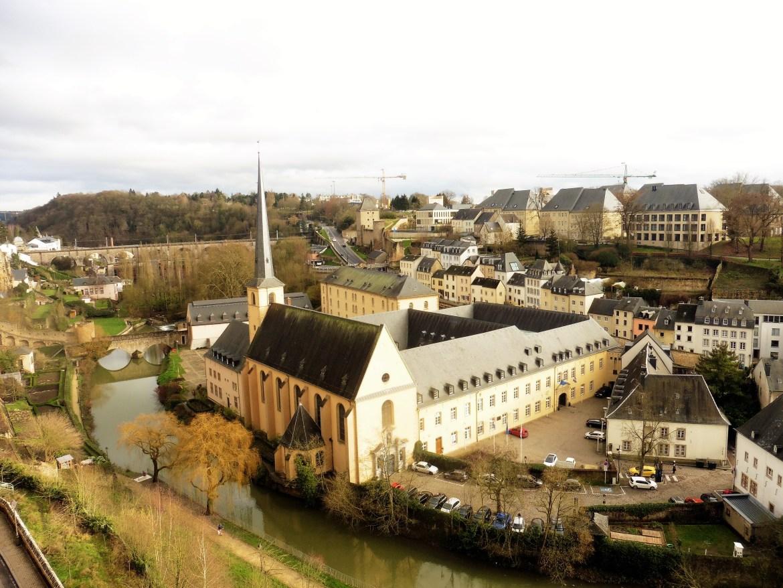 Casenates, Luxembourg