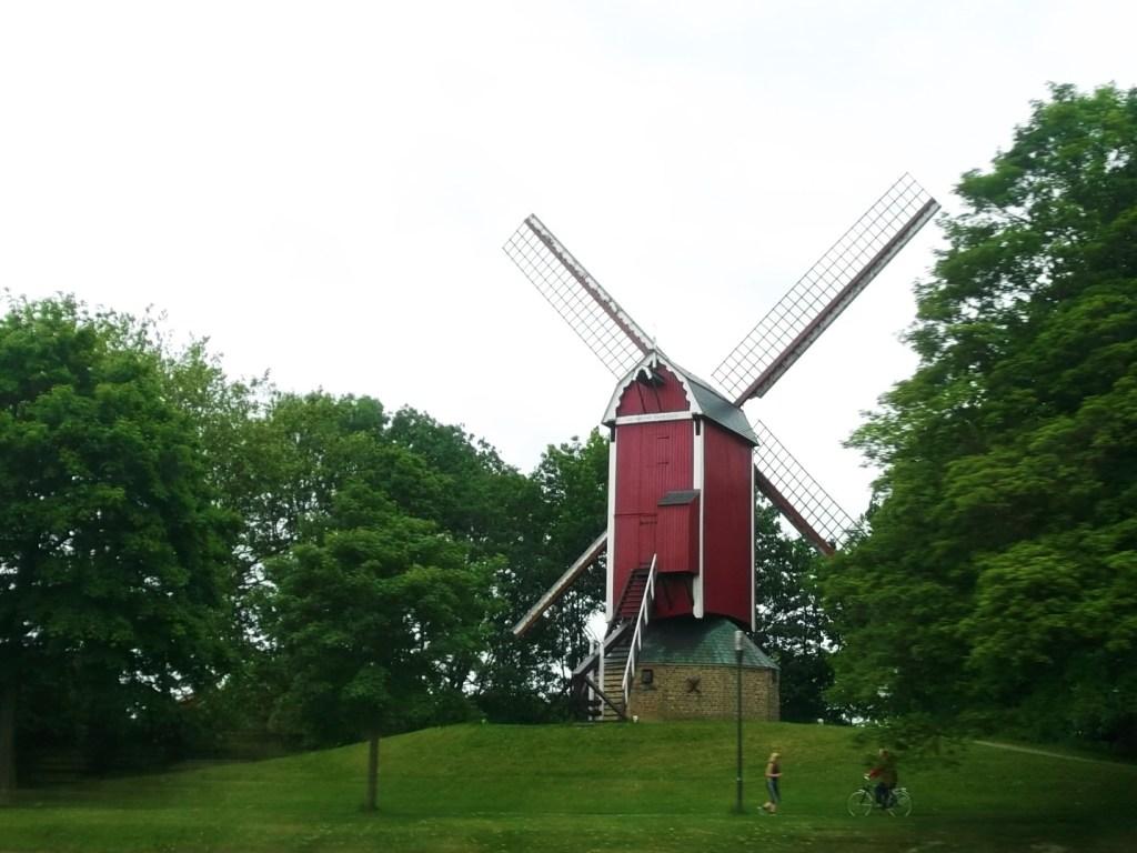 Moulin, Bruges