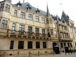 Palais Grand-ducal, Luxembourg