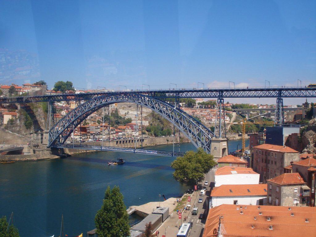 Porto, Pont Dom Luis