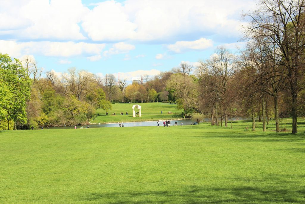 Kensigton Gardens
