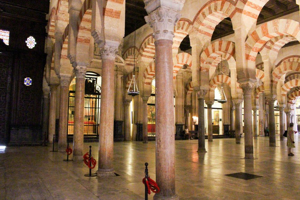Cordoue, Mezquita