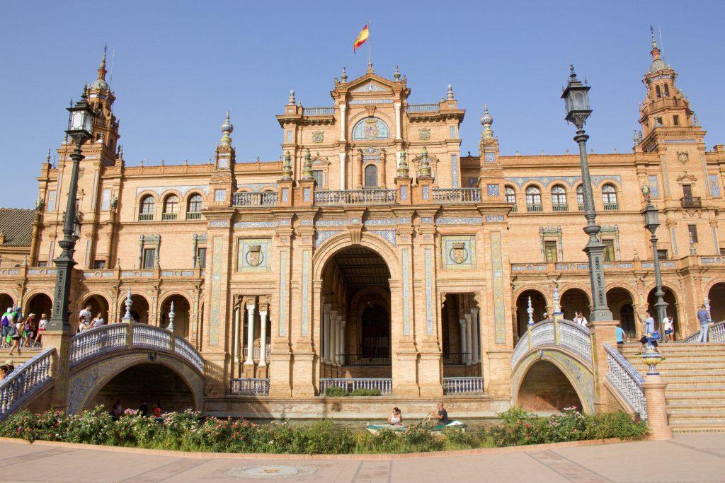 Place de l'Espagne