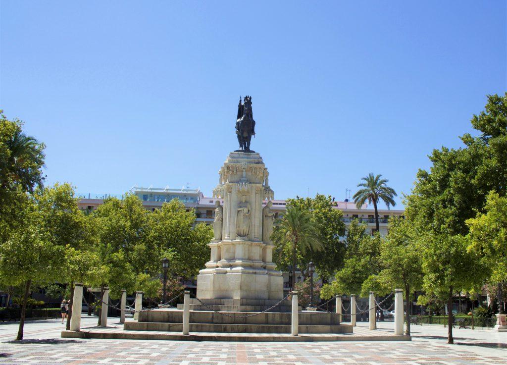 place, seville