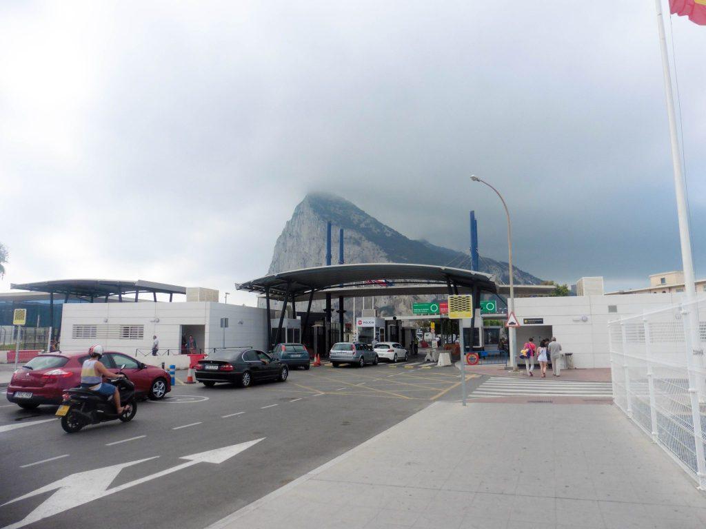 frontière Gibraltar