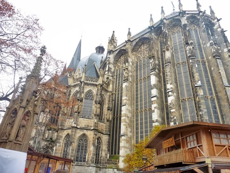 cathédrale aix-la-chapelle