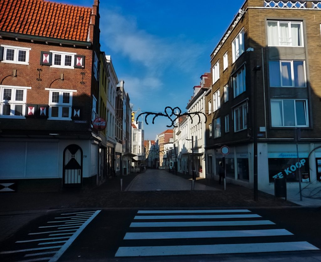 Middelburg pays bas