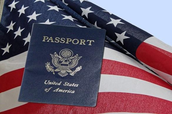 douane passeport