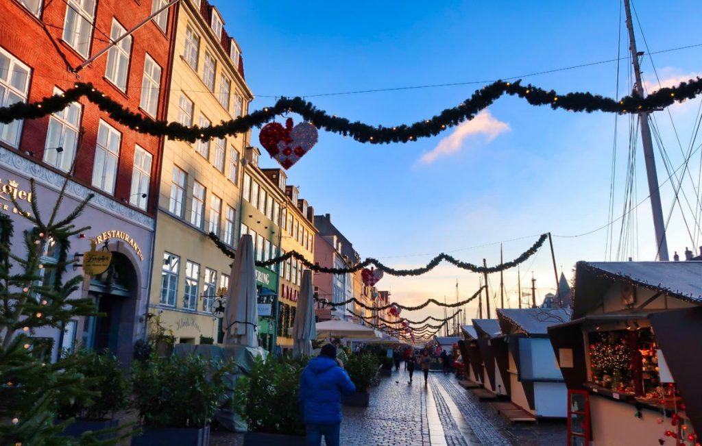 Copenhague à Noël