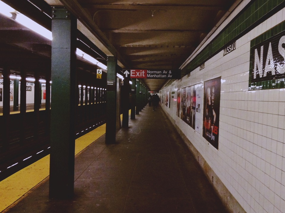 métro à new york
