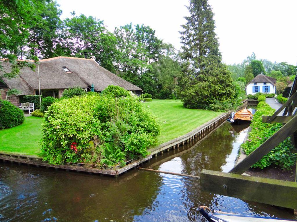 Visiter Giethoorn