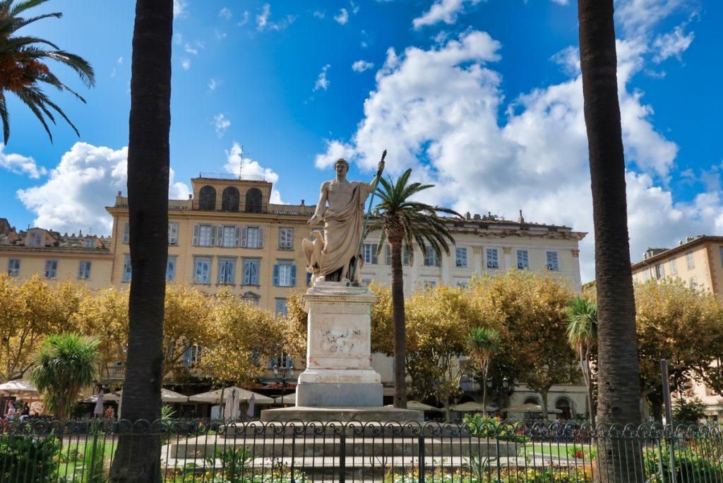 Place Napoléon Bastia