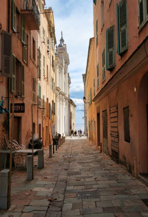 Ruelles Bastia