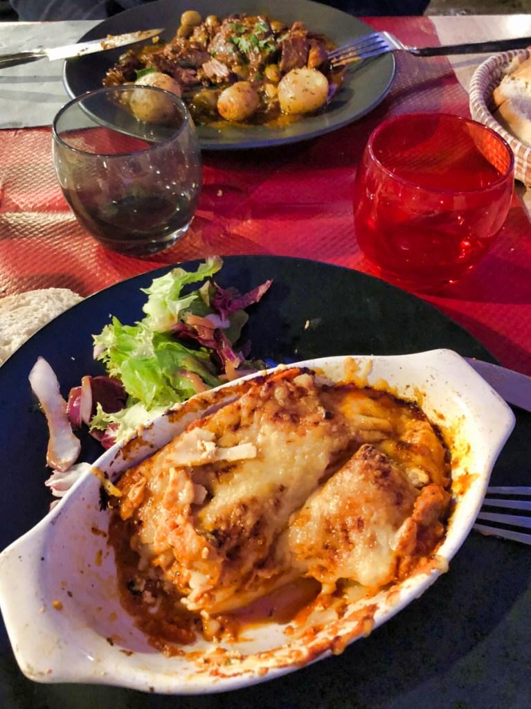 Restaurant l'Altore île rousse