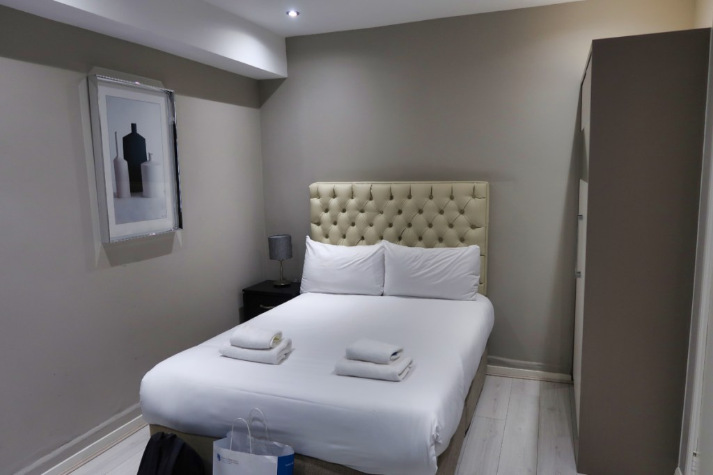 Chambre Hotel Dublin