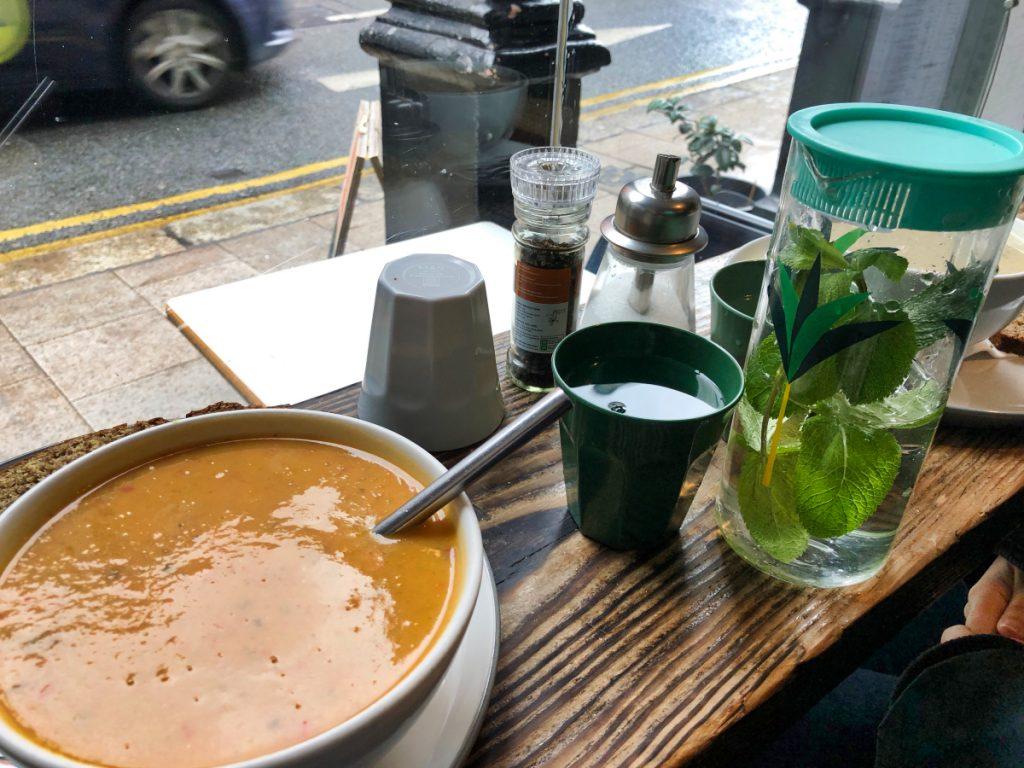 Soup Dragon Dublin