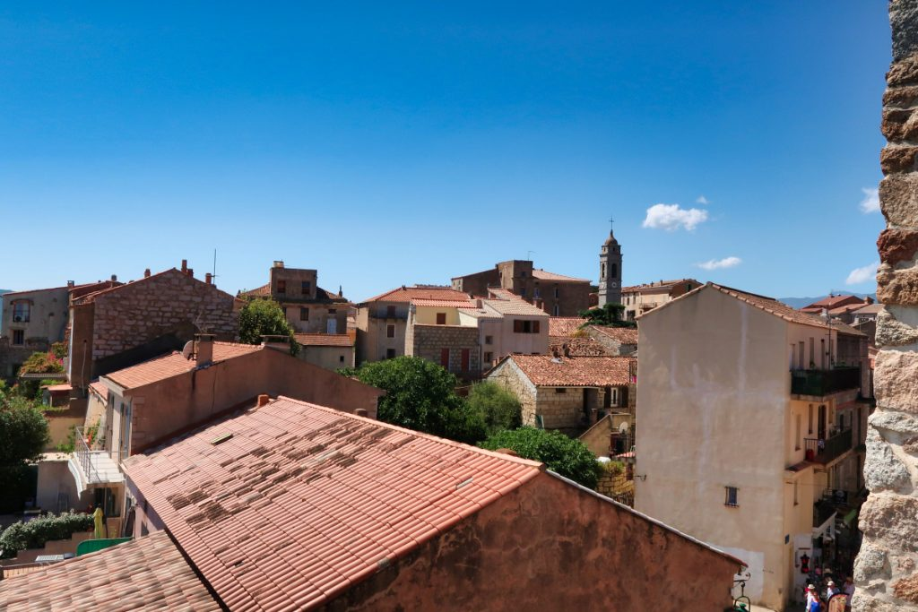 Toits de Porto-Vecchio