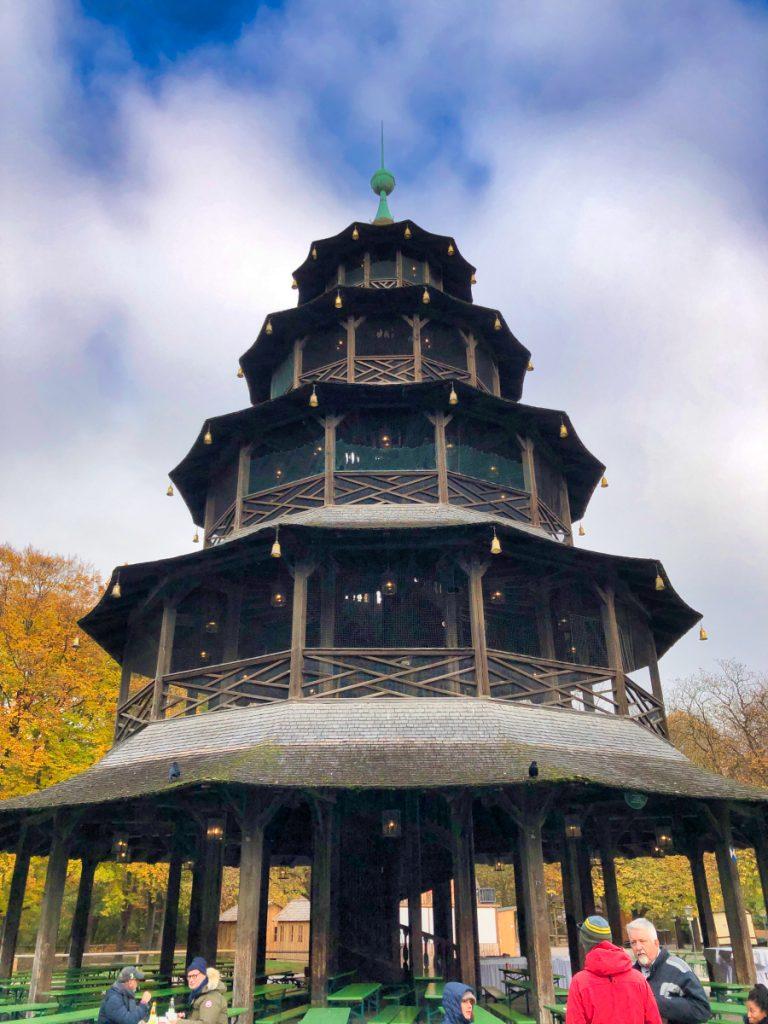 Tour chinoise de Munich