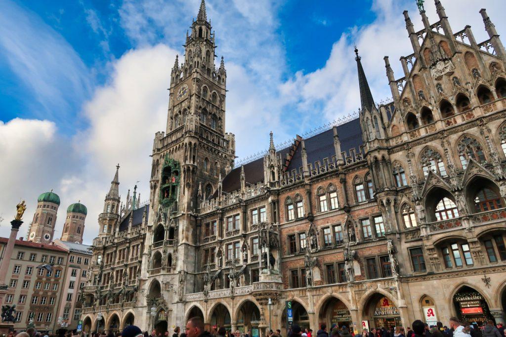 Hotel de ville de Munich