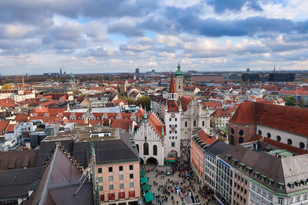 découvrir Munich
