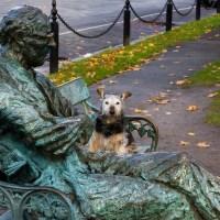 Przydomki dublińskich pomników
