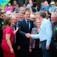 Wiele hałasu z powodu przyszłego premiera Irlandii