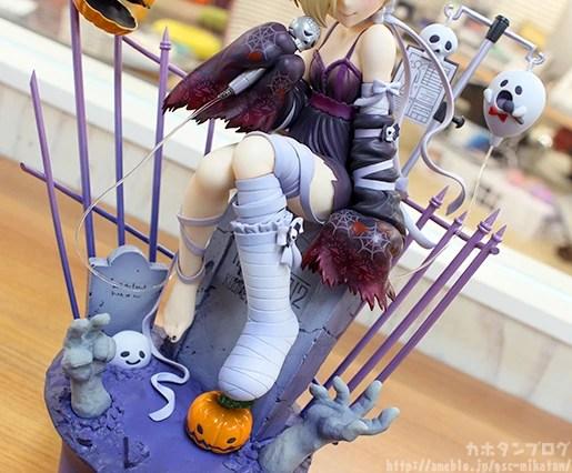 Koume Shirasaka: Halloween Nightmare Ver.