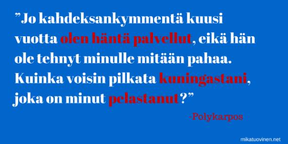 Polykarpos