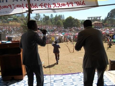 Lähetystyö Etiopiassa