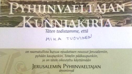 Toiviomatkat_kunniakirja