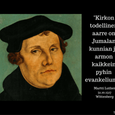 Martti Luther