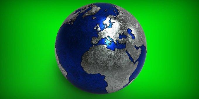 Lähetyskenttänä Eurooppa