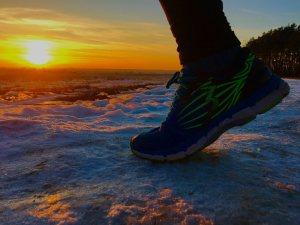 Olen kilpaillut hyvän kilpailun, olen juossut perille ja säilyttänyt uskoni.