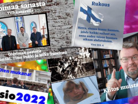Mikan kirje Mission Europe lähetystyö evankelioiminen herätys