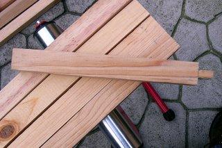 tenon wood joint
