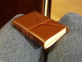 My customized Travel Journal