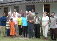 Image of Malang rural pastors East Java