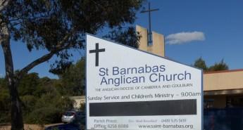 St Barnabas, Charnwood