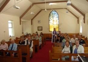 Image of St-Michael's Congegration Hall
