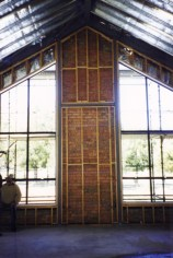 Image of St Barnabas being built internal