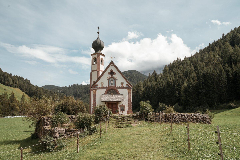 Preparativos para viajar a Dolomitas