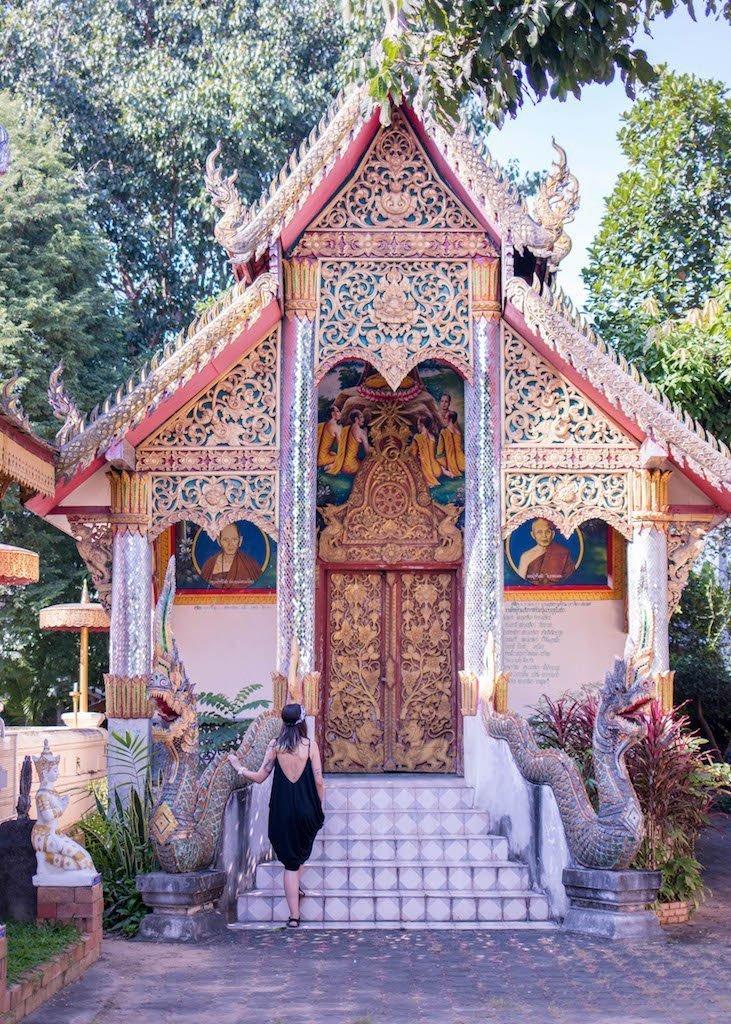 viaje en grupo a Tailandia