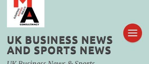 Best UK Business Blogs 🇬🇧 💼 📔