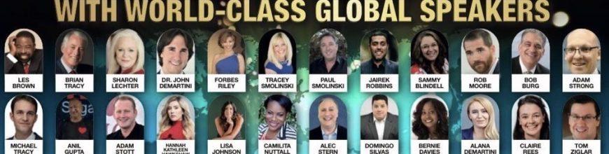 The Introbiz Global Summit • #IntrobizGlobalSummit