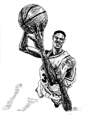 Tyson Chandler (private commission)
