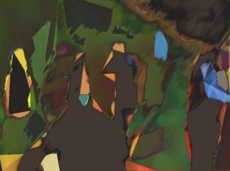 Degas collage