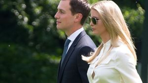 Ivanka Trump and Jared Kushner barred Secret Service from using their restrooms, sent them to Obama