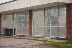 Empty Building Near Wentworth Street Photograph