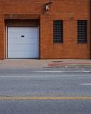 Garage Entrance on Water Street Photograph