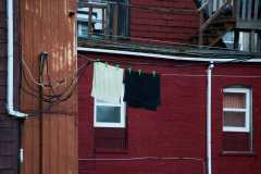 Laundry Matt on Charlotte Street Photograph